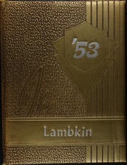 1953 Edition, Fort Collins High School - Lambkin Yearbook (Fort Collins, CO)