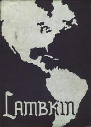 1955 Edition, Fort Collins High School - Lambkin Yearbook (Fort Collins, CO)