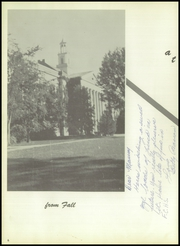 Page 10, 1955 Edition, Fort Collins High School - Lambkin Yearbook (Fort Collins, CO) online yearbook collection