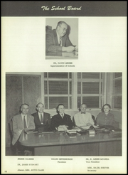 Page 14, 1955 Edition, Fort Collins High School - Lambkin Yearbook (Fort Collins, CO) online yearbook collection