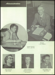 Page 15, 1955 Edition, Fort Collins High School - Lambkin Yearbook (Fort Collins, CO) online yearbook collection