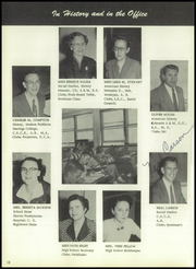 Page 16, 1955 Edition, Fort Collins High School - Lambkin Yearbook (Fort Collins, CO) online yearbook collection