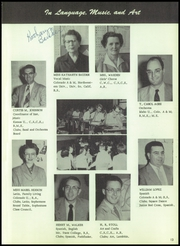 Page 17, 1955 Edition, Fort Collins High School - Lambkin Yearbook (Fort Collins, CO) online yearbook collection