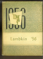 1956 Edition, Fort Collins High School - Lambkin Yearbook (Fort Collins, CO)