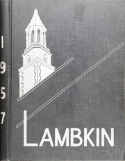 Page 1, 1957 Edition, Fort Collins High School - Lambkin Yearbook (Fort Collins, CO) online yearbook collection