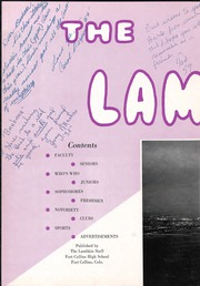 Page 6, 1957 Edition, Fort Collins High School - Lambkin Yearbook (Fort Collins, CO) online yearbook collection