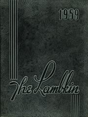 1959 Edition, Fort Collins High School - Lambkin Yearbook (Fort Collins, CO)