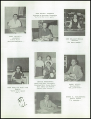 Page 12, 1959 Edition, Fort Collins High School - Lambkin Yearbook (Fort Collins, CO) online yearbook collection