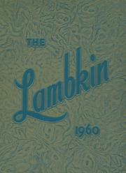 1960 Edition, Fort Collins High School - Lambkin Yearbook (Fort Collins, CO)