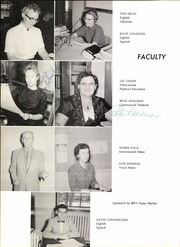 Page 10, 1959 Edition, Palisade High School - Bulldog Yearbook (Palisade, CO) online yearbook collection