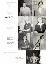 Page 9, 1959 Edition, Palisade High School - Bulldog Yearbook (Palisade, CO) online yearbook collection