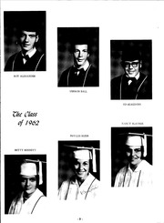 Page 15, 1962 Edition, Palisade High School - Bulldog Yearbook (Palisade, CO) online yearbook collection