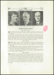 Page 13, 1933 Edition, Manual High School - Thunderbolt Yearbook (Denver, CO) online yearbook collection