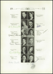 Page 14, 1933 Edition, Manual High School - Thunderbolt Yearbook (Denver, CO) online yearbook collection