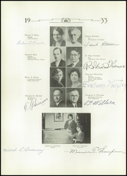 Page 16, 1933 Edition, Manual High School - Thunderbolt Yearbook (Denver, CO) online yearbook collection