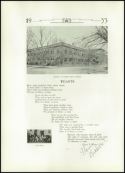 Page 8, 1933 Edition, Manual High School - Thunderbolt Yearbook (Denver, CO) online yearbook collection