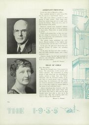Page 12, 1935 Edition, Manual High School - Thunderbolt Yearbook (Denver, CO) online yearbook collection
