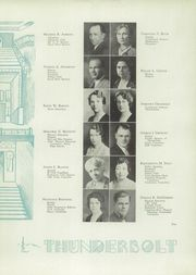 Page 13, 1935 Edition, Manual High School - Thunderbolt Yearbook (Denver, CO) online yearbook collection