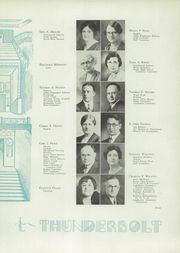Page 15, 1935 Edition, Manual High School - Thunderbolt Yearbook (Denver, CO) online yearbook collection