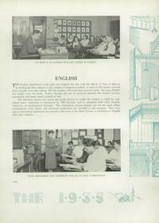 Page 16, 1935 Edition, Manual High School - Thunderbolt Yearbook (Denver, CO) online yearbook collection