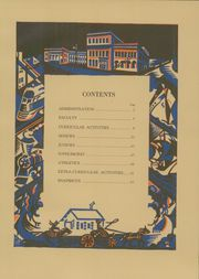 Page 7, 1935 Edition, Manual High School - Thunderbolt Yearbook (Denver, CO) online yearbook collection