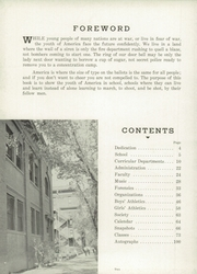 Page 6, 1940 Edition, Manual High School - Thunderbolt Yearbook (Denver, CO) online yearbook collection