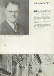 Page 8, 1941 Edition, Manual High School - Thunderbolt Yearbook (Denver, CO) online yearbook collection
