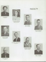 Page 11, 1951 Edition, Manual High School - Thunderbolt Yearbook (Denver, CO) online yearbook collection