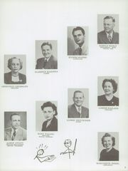 Page 13, 1951 Edition, Manual High School - Thunderbolt Yearbook (Denver, CO) online yearbook collection