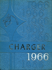 1966 Edition, Crowley County High School - Charger Yearbook (Ordway, CO)