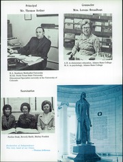 Page 12, 1976 Edition, Crowley County High School - Charger Yearbook (Ordway, CO) online yearbook collection