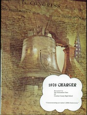 Page 4, 1976 Edition, Crowley County High School - Charger Yearbook (Ordway, CO) online yearbook collection