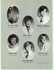 Page 12, 1980 Edition, Crowley County High School - Charger Yearbook (Ordway, CO) online yearbook collection