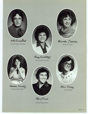 Page 13, 1980 Edition, Crowley County High School - Charger Yearbook (Ordway, CO) online yearbook collection