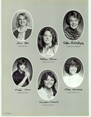 Page 14, 1980 Edition, Crowley County High School - Charger Yearbook (Ordway, CO) online yearbook collection