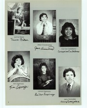 Page 10, 1983 Edition, Crowley County High School - Charger Yearbook (Ordway, CO) online yearbook collection