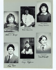 Page 11, 1983 Edition, Crowley County High School - Charger Yearbook (Ordway, CO) online yearbook collection