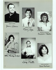 Page 12, 1983 Edition, Crowley County High School - Charger Yearbook (Ordway, CO) online yearbook collection