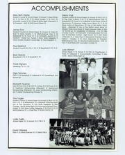 Page 17, 1983 Edition, Crowley County High School - Charger Yearbook (Ordway, CO) online yearbook collection