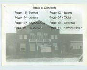 Page 6, 1983 Edition, Crowley County High School - Charger Yearbook (Ordway, CO) online yearbook collection