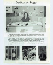 Page 7, 1983 Edition, Crowley County High School - Charger Yearbook (Ordway, CO) online yearbook collection