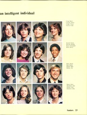 Page 27, 1982 Edition, Aurora Central High School - Borealis Yearbook (Aurora, CO) online yearbook collection