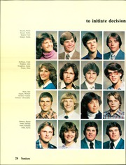Page 32, 1982 Edition, Aurora Central High School - Borealis Yearbook (Aurora, CO) online yearbook collection