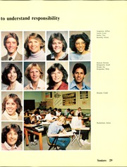 Page 33, 1982 Edition, Aurora Central High School - Borealis Yearbook (Aurora, CO) online yearbook collection
