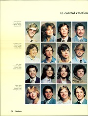 Page 34, 1982 Edition, Aurora Central High School - Borealis Yearbook (Aurora, CO) online yearbook collection