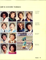 Page 35, 1982 Edition, Aurora Central High School - Borealis Yearbook (Aurora, CO) online yearbook collection