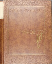 1985 Edition, Aurora Central High School - Borealis Yearbook (Aurora, CO)