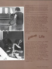 Page 11, 1985 Edition, Aurora Central High School - Borealis Yearbook (Aurora, CO) online yearbook collection