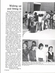 Page 6, 1985 Edition, Aurora Central High School - Borealis Yearbook (Aurora, CO) online yearbook collection