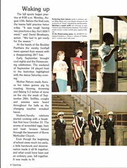 Page 8, 1985 Edition, Aurora Central High School - Borealis Yearbook (Aurora, CO) online yearbook collection
